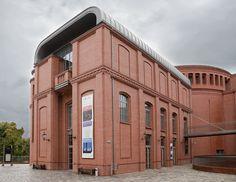 galeria Art Stations (Dziedziniec Sztuki, Stary Browar, Poznań) / Art Stations gallery (The Courtyard of Art, Stary Browar, Poznan, Poland)