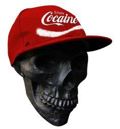 """Cocaine"" Disponible en www.kingmonster.com.mx"