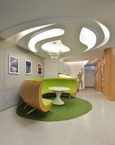 Spaces Architects Office Design