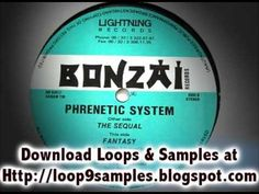 Phrenetic System - Fantasy - Bonzai Records Classic