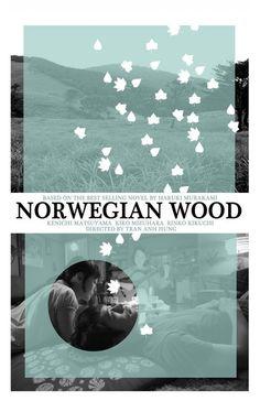 Norwegian Wood by Adam Juresko