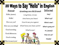802 best english language images on pinterest in 2018 english slang english greetings and expressions m4hsunfo