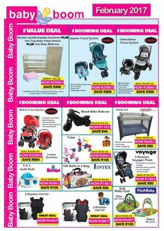 Baby Boom Specials and Catalogue Baby Mattress, Ideal Toys, Baby Gym, Travel System, Prams, Everything Baby, Baby Essentials, Health And Safety, Baby Feeding