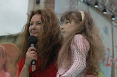 Festiwal Zaczarowanej Piosenki 2007 #zaczarowana scena Anna Dymna i Karolina Sawka