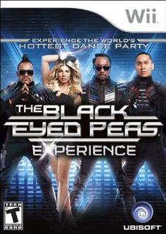 http://amzn.to/10gk0L1: The Black Eyed Peas Experience: Nintendo Wii: Video Games