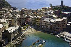 Como llegar a la Cinque Terre desde Genova y Roma - http://diarioviajero.es/italia/cinque-terre-desde-roma/ #Italia