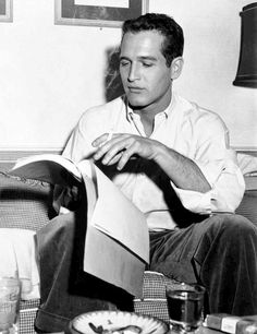 No man has ever been this hot in this way ever again. Paul Newman on the set of Cat on a Hot Tin Roof