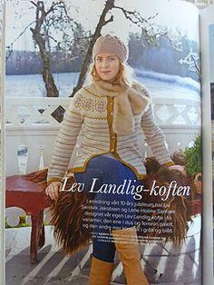 Ravelry: Lev Landlig kofte by Lene Holme Samsøe og Liv Sandvik Jakobsen Chrochet, Ravelry, Lens, Crochet Hats, Hipster, Knitting, Sewing, Pattern, Jackets