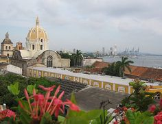 Cartagena. So much fun. Reminds me of Romancing the Stone every time I think of it!