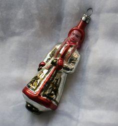 Rare Soviet Vintage  Christmas ornament   Made of by VintageUA