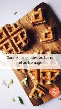 Bacon, Sandwiches, Brunch, Waffles, Muffins, Breakfast, Food, Savory Waffles, Cheese
