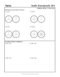 FREEBIE: 4th Grade Math Warm Ups , Free Morning Work, Free Do-Nows ...