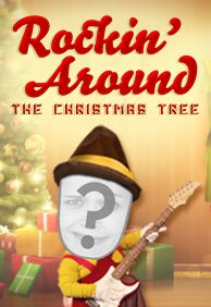 Rockin' around the Christmas tree is even more fun when you rock with a couple of friends!  You know what they say, the more the merrier!