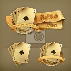 Playing Cards, icon_Yestone邑石网_高品质的版权图片及商业正版图片素材提供商