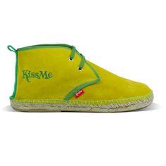Mira qué bonitas son las #espadriles #Quinn <3  Se pueden comprar en www.espadrilleskissme.com