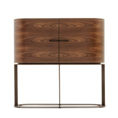 INO BAR CABINET - TWO DOOR - Designed by Chi Wing Lo
