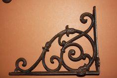 "(7),""ANTIQUE LOOK"" corbels, shelf brackets, victorian decor, country decor B-8"
