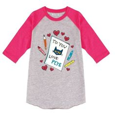 Pete the Cat activities: FREE Pete the Cat Valentines ...