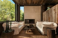 Home King: Dream House in Aspen by Oppenheim Architecture + Design Decoholic Kintsugi, Japanese Interior Design, Home Interior Design, Casa Wabi, Wc Decoration, Aspen House, Rustic Cottage, Modern Rustic, Architecture Design