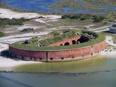 Fort Massachusetts, Ship Island, Biloxi,Mississippi