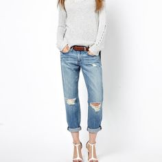 NWT Rag & Bone Boyfriend Jeans Size 30 New With Tags • Rag & Bone Boyfriend Jeans • Moss and Holes • Waist 30 • These are the MUST HAVE denim for Spring and Summer !! FREE SHIPPING on orders of $50 or more including bundles ..be sure to comment so I can set up a separate listing just for you to reflect the shipping discount rag & bone Jeans Boyfriend