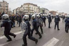 Βρυξέλλες: «Αρρώστησαν» μαζικά οι αστυνομικοί στο Μόλενμπεκ | altsantiri.gr