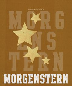 Shadowhunter families and their blazon - Morgenstern