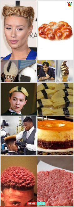 10+ People With Hilarious Haircut That Look Like Food Item