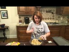 """As addictive as the high carb traditional batch you may have loved in the past. Not """"Chex"""" Mix Recipe 3 ounces fluffy pork rinds (bite sized) 3 ounces crunch..."""