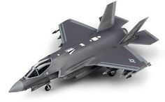 #1/72 USAF F-35A LIGHTNING II Multicolored Kit 12507 - Plastic Model Kit - Free Ship by Pantos Express (After product release (January 21), Delivery takes about 10-20 business days) $35.95
