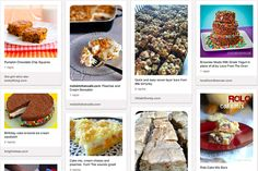 National Dessert Month, via the Official Pinterest Blog