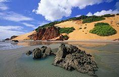 Praia da Ponta Grossa, Icapuí (CE)