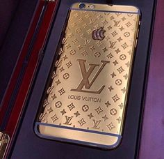 Louis Vuitton iPhone case✨|| To see more follow @Kiki&Slim