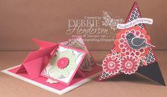 Designs de Debbie: offres hebdomadaires, papier de citrouille et les classes à venir!