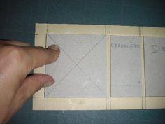fiche boîte carrée - L'art et Création...