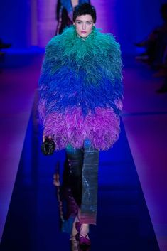 Look 12: Armani Privé Fall 2015 Couture - Collection - Gallery - Style.com