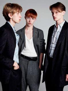 Männersache Mens Fashion Editorial