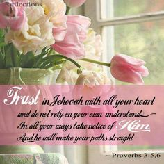~Proverbs 3: 5  6 ♥•.¸¸.•♥   JW.org has the Bible  bible based study aids to read, watch, listen  download in 300+ (sign included) languages. These aids are designed to be used with your bible.  All at no charge.