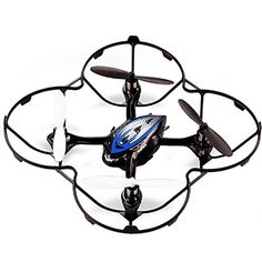 4 Channel 6 Axis RC Quadcopter Ready to Fly comes equipped 6 Axis Gyro for posture control and easy flying3D Flight and 360 Flips and High shock resistance due to its light weightEasy to control 4 Mode for any level of player F180 Mini RC Drone with LED Light 4 CH 6Axis 24 GHz Gyro RC Quadcopter Color Blue By DFD