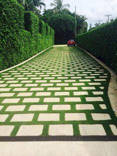 39 ideas backyard garden design yard landscaping driveways for 2019 Amazing Gardens, Beautiful Gardens, Diy Jardin, Driveway Design, Front Yard Landscaping, Landscaping Ideas, Backyard Ideas, Privacy Landscaping, Landscaping Blocks