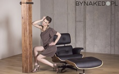 Lounge Chair  www.bynaked.pl  www.facebook.com/designerskie.meble