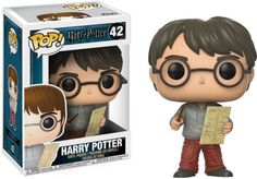 Harry Potter with Marauders Map Pop! Vinyl Figure swear that you're up to no good with this Harry Potter with Marauder's Map Pop! Vinyl Figure This Pop! Vinyl Figure features Harry Potter holding the Marauder's Map with his wand . Ron Weasley, Harry Potter Hermione, Harry Potter Marauders Map, Hermione Granger, Weasley Twins, Figurine Pop Harry Potter, Harry Potter Pop Vinyl, Theme Harry Potter, Harry Potter Movies