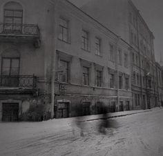 Alexey Titarenko - Series: Black & White Magic Of St. Petersburg (1995- 1997)
