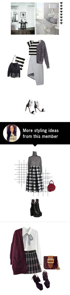 """""""Untitled #970"""" by mercedesrenee on Polyvore featuring Kate Spade, STELLA McCARTNEY, Alice + Olivia, Thierry Mugler, Victoria's Secret and Alessandro Dell'Acqua"""