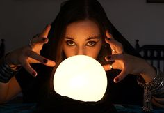 Image result for psychic crystal ball