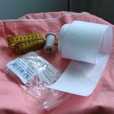 Hoe naai ik gordijnen en hoe bereken ik de hoeveelheid benodigde stof.