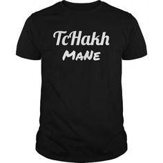 Cool Tchakh mane Shirts & Tees
