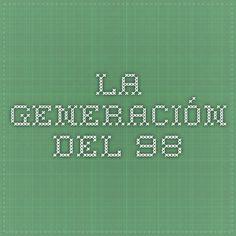 La Generación del 98