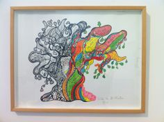 """Niki de Saint Phalle """"L'arbre de la vie"""" (1987), Collection MAMAC, Nice, French Riviera, France by yourguideboba.com"""