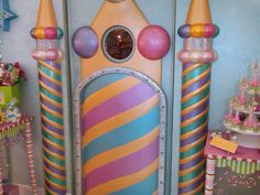 diy prop entrance | Items Candyland Cake Decorations Gumdrop Ideas For An Entry Picture